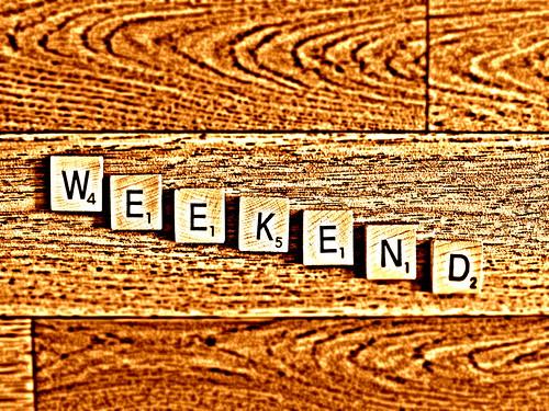 weekend photo