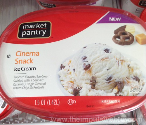 Market Pantry Cinema Snack Ice Cream