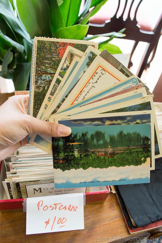 vintage old postcards