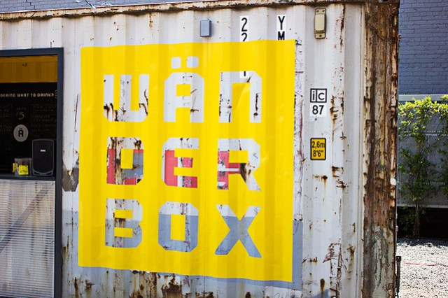 The Wander Box - Traveling Beer Garden // mybelovednewo.com
