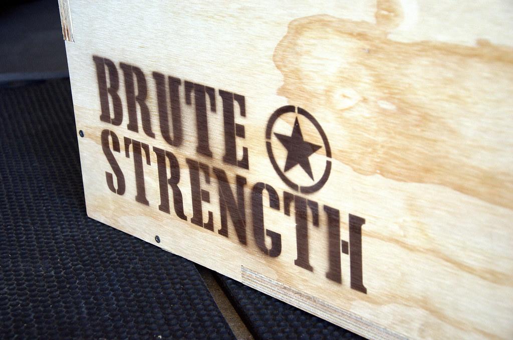 Brute Strength detail