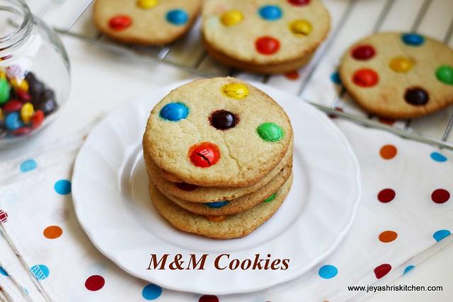 Eggless- cookies