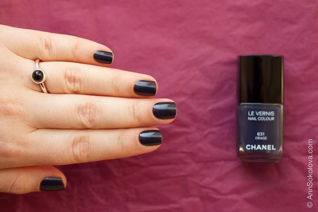 06 Chanel #631 Orage