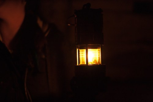 Safety Lamp