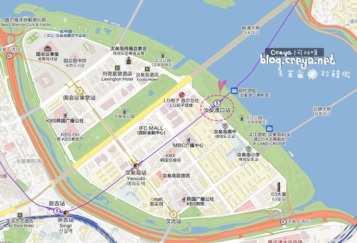 【20140921】| 去首爾放韓假| 怎麼遊汝矣島漢江公園?介紹你這款-跑步,快又有趣! 14.jpg