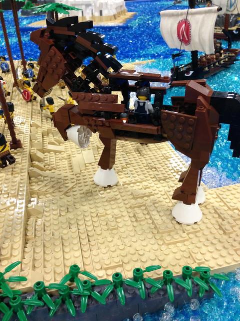 Trojan Horse by Matt Rowntree 12/55