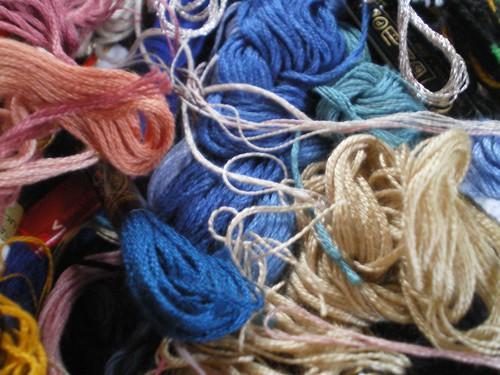 Entre poème et textile (1/2)