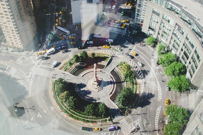 Columbus Circle new york city