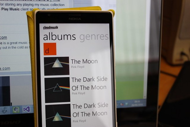 CloudMuzik for Windows Phone