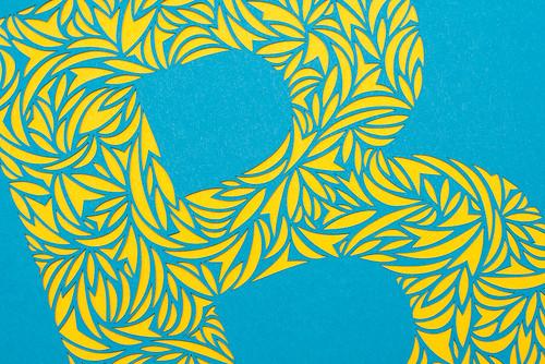 Custom paper cut letters-2