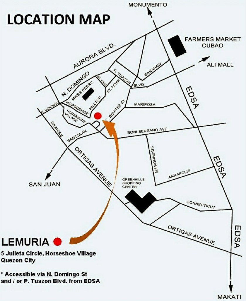 Lemuria-location-map