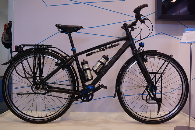 Eurobike 2014: Koga World Traveller 29 Pinion