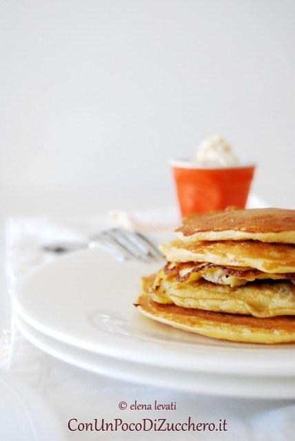 Pancakes ai datteri 2