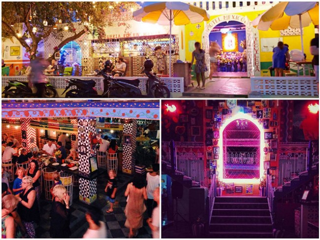Motel Mexicola Photo collage