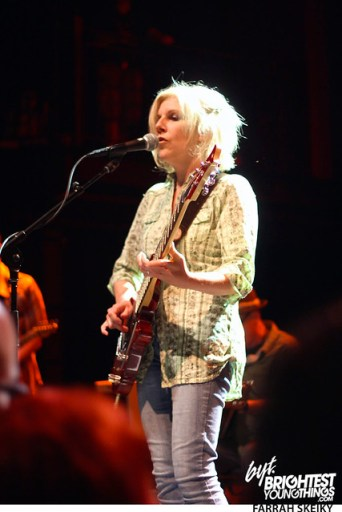 Throwing Muses Tanya Donelly 9:30 Club Farrah Skeiky Brightest Young Things 03
