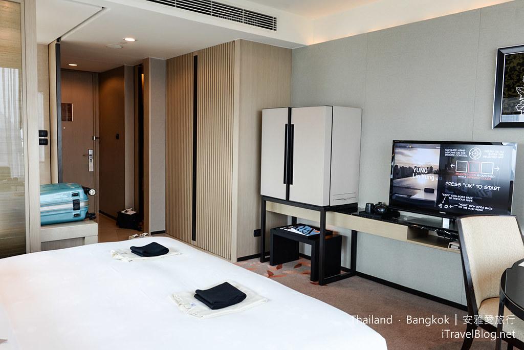 曼谷大倉新頤酒店 The Okura Prestige Bangkok 21