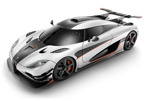 Koenigsegg One: Megaauto Exclusivo y Potente