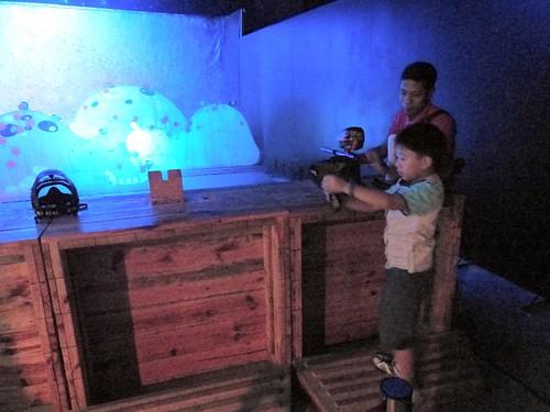 Dinoscovery Shooting Range