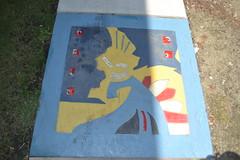 829 Sidewalk Art