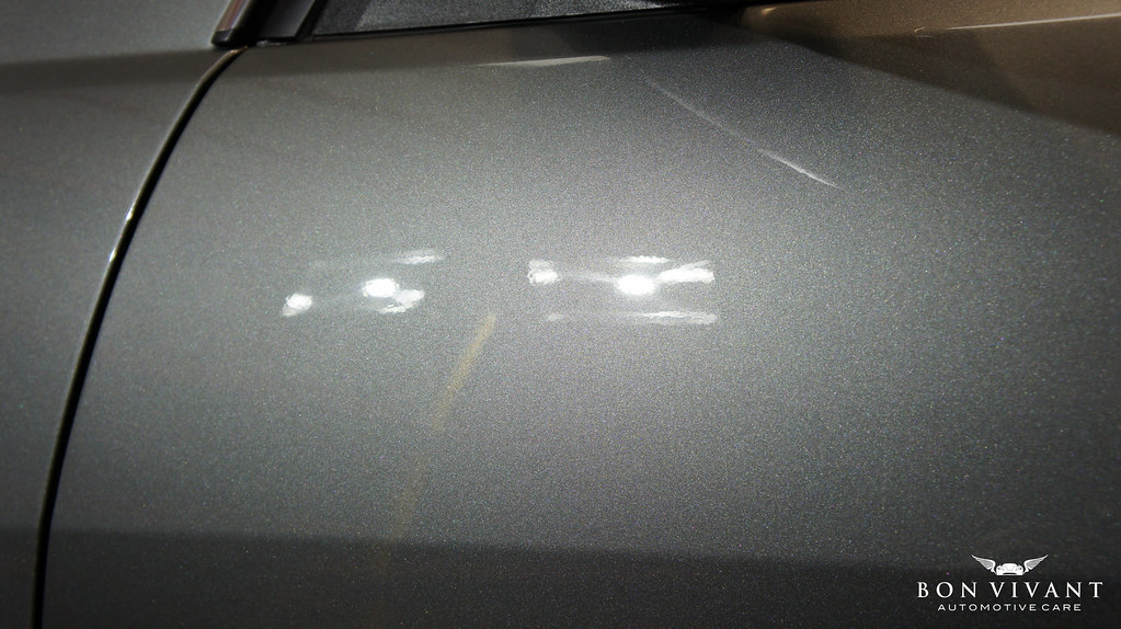 Modesta paint protection applied on Holden SV6