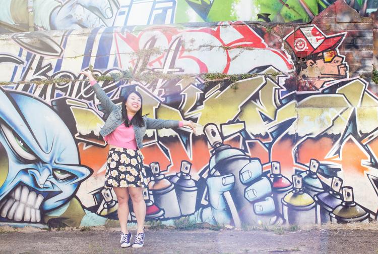 winnie graffiti