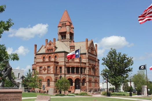 Courthouse, Sulphur Springs TX