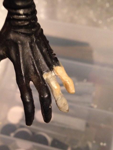Coop resin model kit