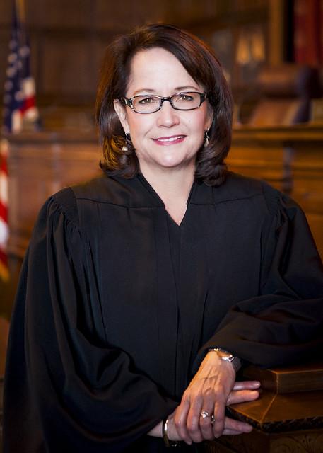 Indiana Chief Justice Loretta Rush