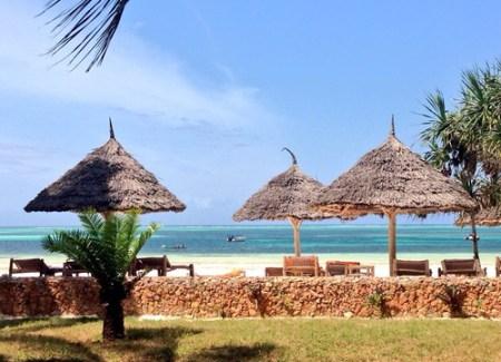 spiaggia @ Kiwengwa Beach Resort Zanzibar