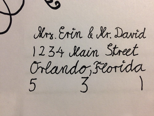 Elegant address script