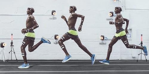 Mo Farah Nike Air Zoom Pegasus 31