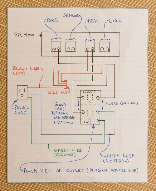 small resolution of do it yourself temperature controller wiring diagram