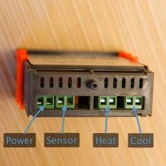 Stc 1000 Temperature Controller Wiring 1995 Dodge Ram 1500 Speaker Diagram How To Make A Diy Aquarium Wire Assignments