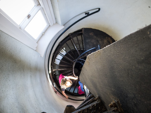 Coquille River Lighthouse Stairs