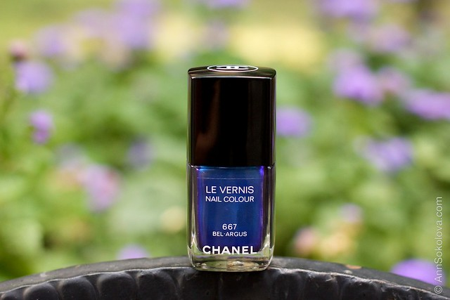 01 Chanel #667 Bel Argus