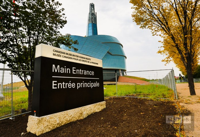 Canadian Museum for Human Rights Closed Due to Risks from COVID-19