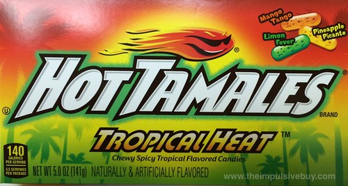 Hot Tamales Tropical Heat