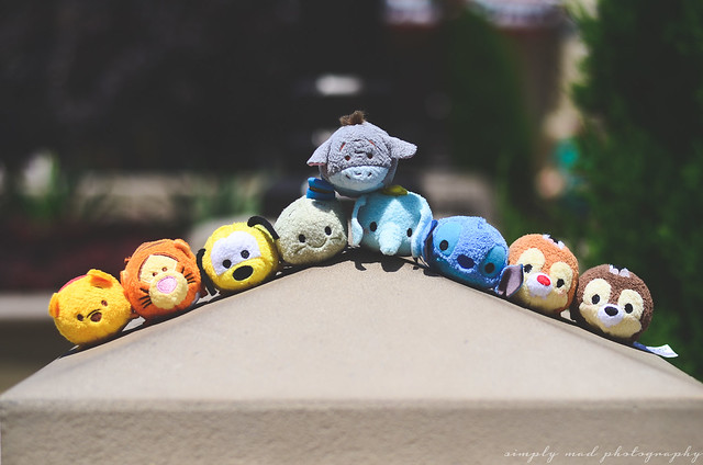 Photo:tsum tsums. By:Simply Mad Photography