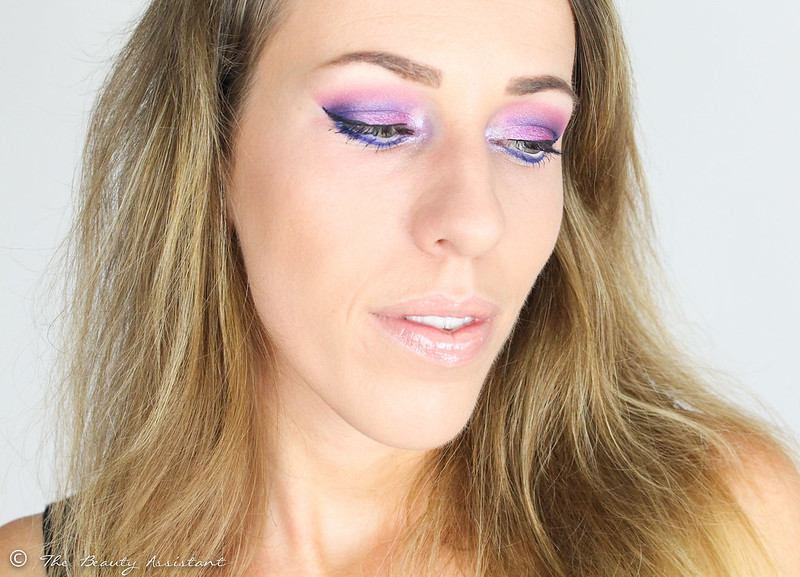 look electric palette