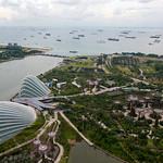 08 Viajefilos en Singapur, Vistas Marina Sands 02
