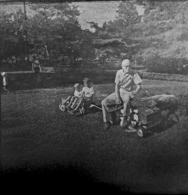 Found Film: Kodacolor-X Visit to Grandpa's