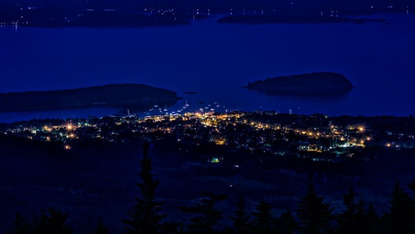 Bar Harbor Blue