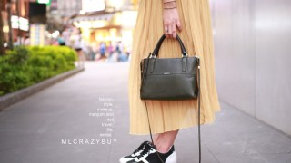 [敗家] 不小心把COACH BOROUGH帶回家了♥
