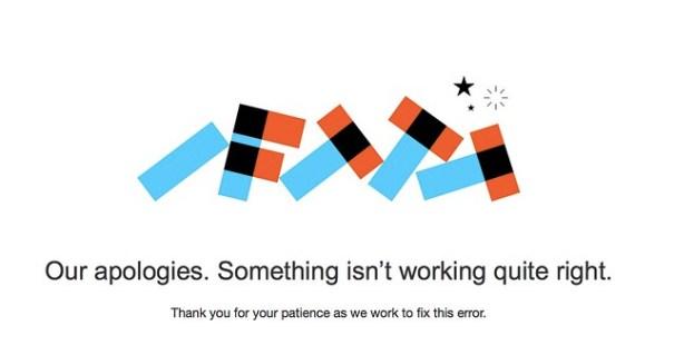 IFTTT.com 404 page