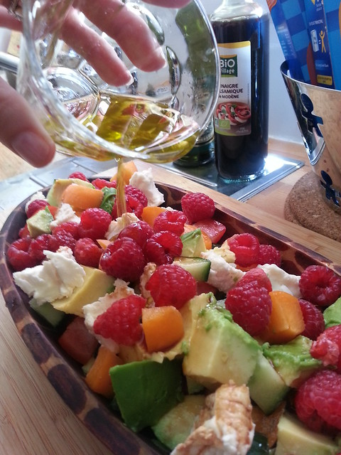 PRETE MOI PARIS Summer Salad