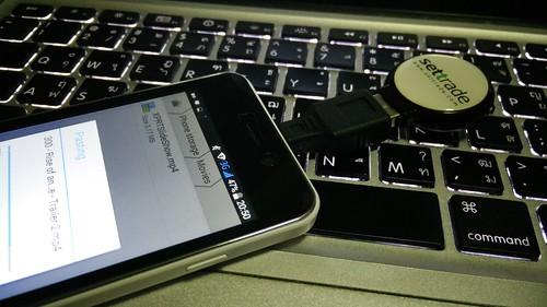USB OTG บน Doogee Valencia
