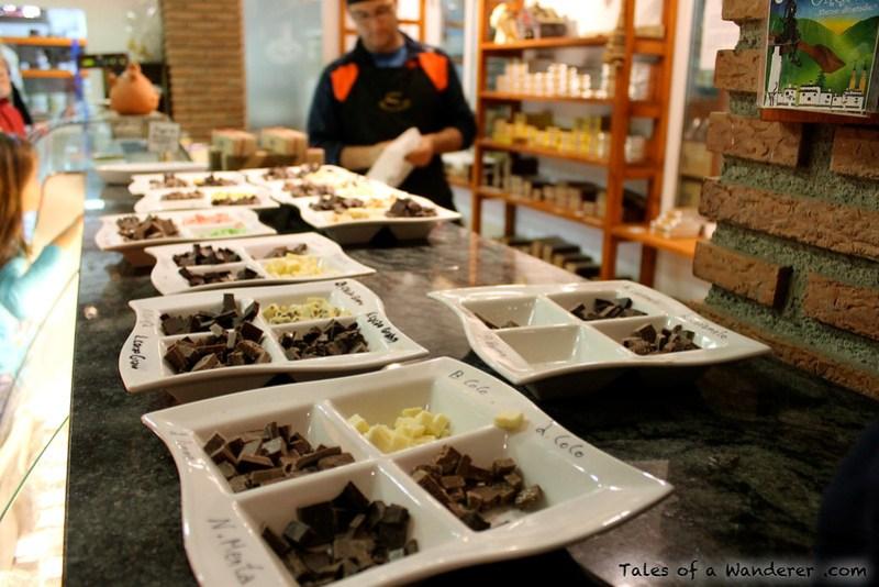 PAMPANEIRA - Fábrica de chocolate Abuela Ili