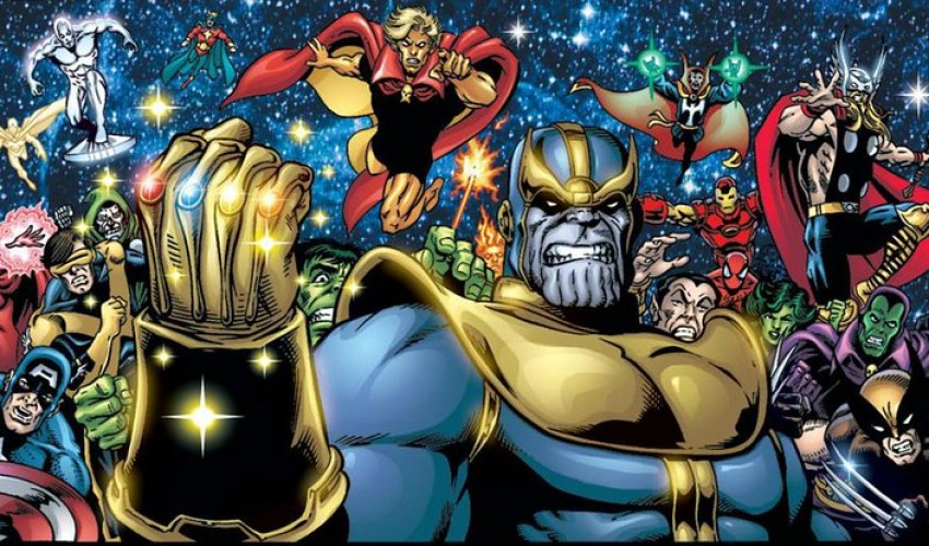 Marvel Confirms Josh Brolin As Thanos