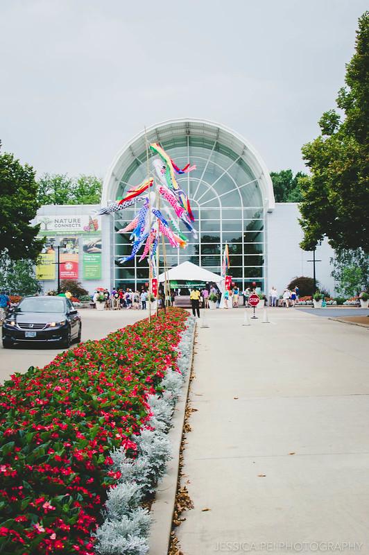 St. Louis Japanese Festival Missouri Botanical Gardens