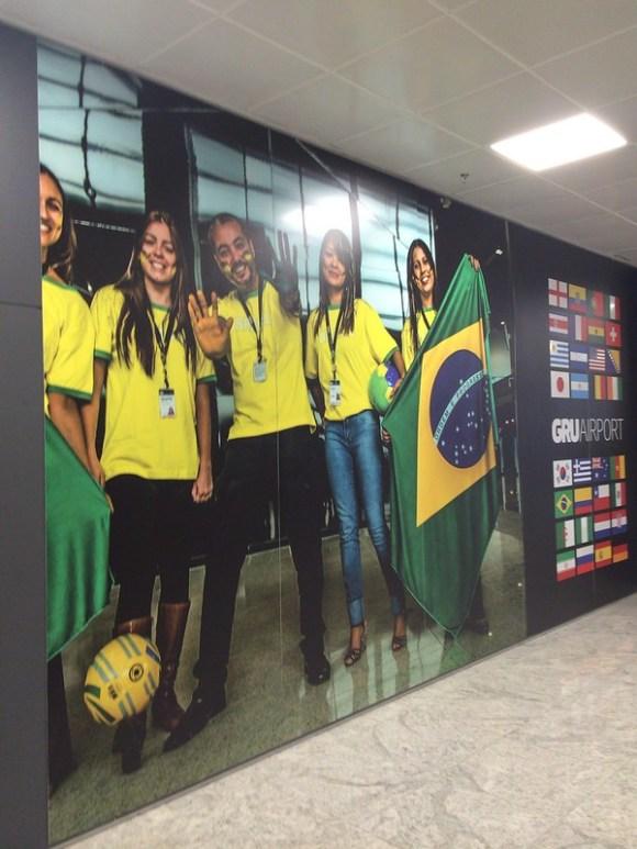 サンパウロ空港
